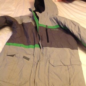 Other - Columbia youth 18/20 coat